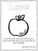 10 Fruit of the Spirit Coloring Worksheets. Preschool-Kindergarten Bible.