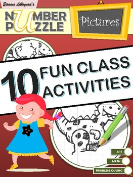 10 Fun Class Activities for Number Puzzle Pictures