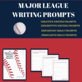 10 GRAND SLAM BASEBALL WRITING PROMPTS