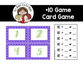10+ Game: A Game for Practicing Counting on from 10