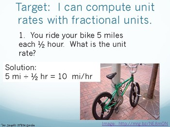 10 Great Math Problems for Common Core SS 7.RP.1