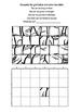 10 Grid Drawing Worksheets