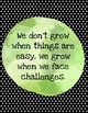 10 Growth Mindset Posters