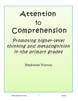 10 Guided Reading Lessons – DRA levels 6-28 *Comprehension Focus*