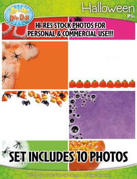 10 Halloween Stock Photos Pack — Includes Commercial License!