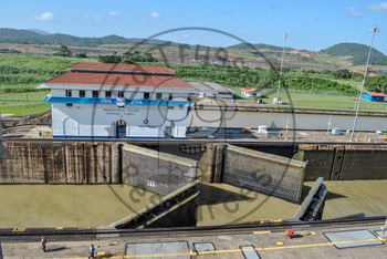 10 High Quality Stock Images - Panama Canal - Commercial use OK!