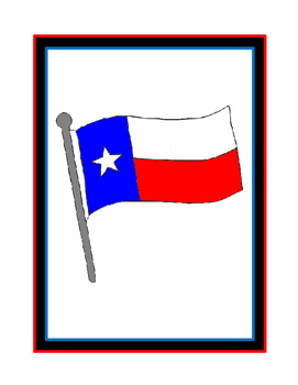10 Historical Texas Citizens (Male) Expository Writing Prompts STAAR 6th 7th