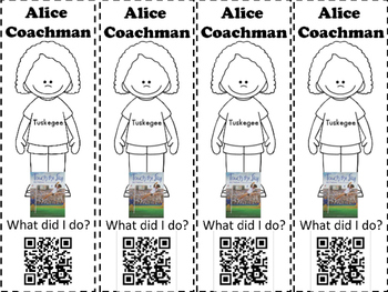 10 Influential African-American bookmarks with QR Codes
