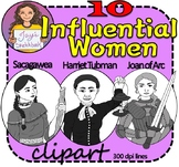Women's History Clipart