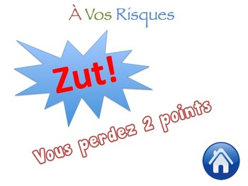10 Interactive French Vocabulary Powerpoint Activities (À Vos Risques!)