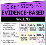 10 Key Steps To Evidence-Based Writing