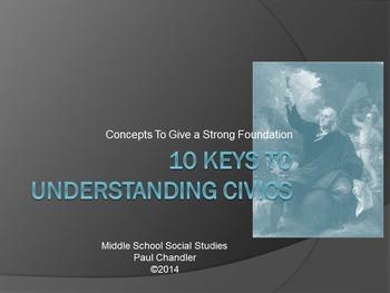 10 Keys to Understanding Civics