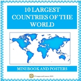10 Largest Countries of the World