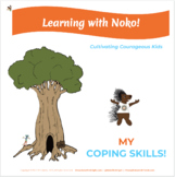 10. Learning With Noko The Knight: MY COPING SKILLS!