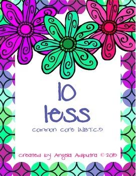 10 Less Than 1.NBT.C.5