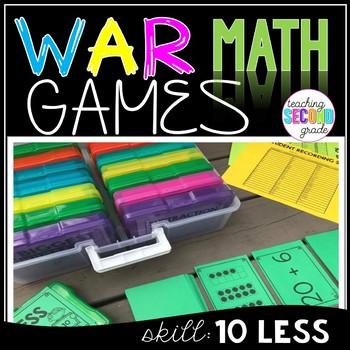 10 Less War Game
