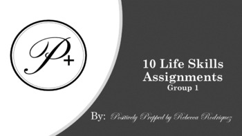 10 Life Skills Assignments Group 1