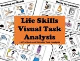 10 Life Skills Visual Task Analysis
