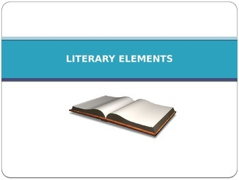 10 Literary Elements