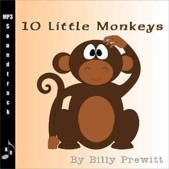 10 Little Monkeys (Soundtrack)
