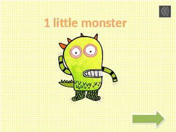 10 Little Monsters Free Preview