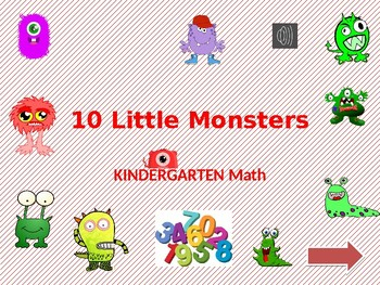 10 Little Monsters: UPDATED