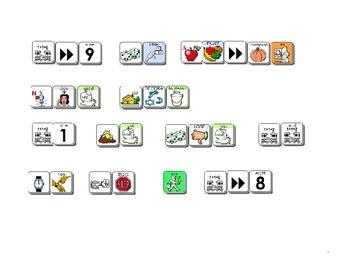 10 Little Pumpkins Book 84 Sequenced Unity