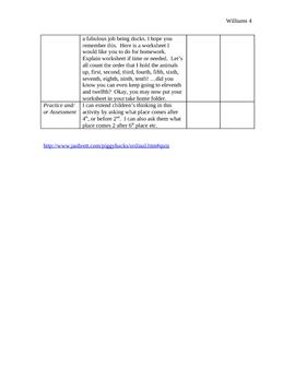 10 Little Rubber Ducks (Eric Carle) Lesson Plan
