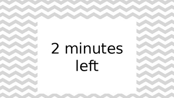 10 Minute Countdown Timer