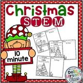 10 Minute STEM - Christmas