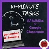 10-Minute Tasks: Winter
