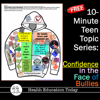 10-Minute Teen Topics Series FREE!: Confidence in the Face of Bullies