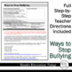 10-Minute Teen Topics Series FREE!:  Ways to Stop Bullying!