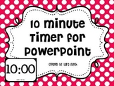 10 Minute Timer for PowerPoint