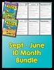 10 Month Bundle - Fix-Its NO PREP (2nd-4th) - (Sept-June)