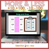 10 More 10 Less, 100 More, 100 Less