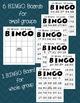 10 More 10 Less BINGO -- Place Value Practice
