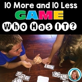 10 More 10 Less Game