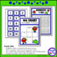 10 More 10 Less Hundred Chart Puzzles: Apples