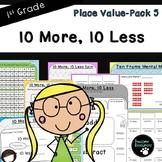 10 More, 10 Less-Pack 5 (First Grade-1.NBT.5)