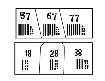10 More 10 Less Puzzle