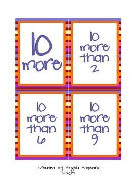 10 More Than 1.NBT.C.5