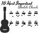 10 Most Important Chords For Ukulele