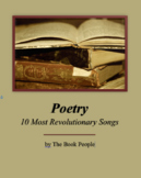 10 Most Revolutionary Songs -- Poetry