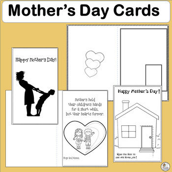 Mother's Day Cards | Distance Learning