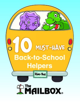 10 Must-Have Back to School Helpers