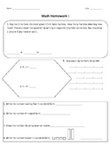 10 Nights of Math Homework