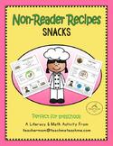 10 Non-Reader Picture Recipes
