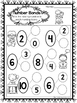 10 Number Bonds Worksheets. Fill In the Missing Numbers. Preschool-Grade 1 Math.