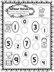 10 Number Bonds Worksheets. Fill In the Missing Numbers. P